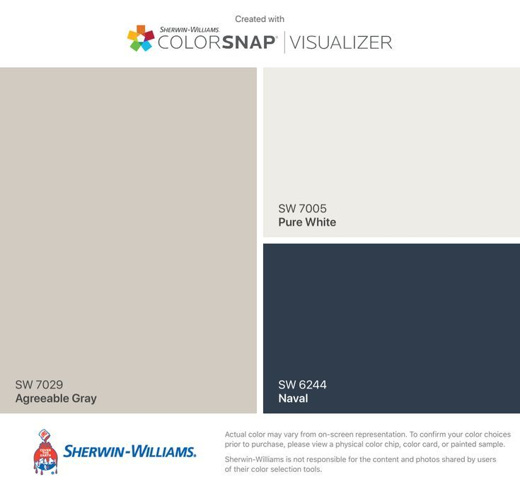 Agreeable Gray Color Scheme Whole House ; Agreeable Gray Color Scheme