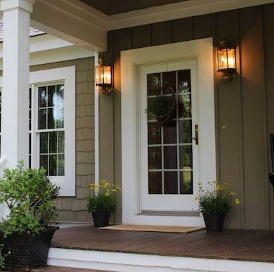 Superbe With All The Emphasis On Paint Color And Siding, A Front Door Could Easily  Get Lost In The Shuffle Of Exterior Updates. But As The First And Last Part  Of ...