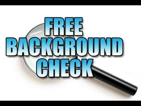 FBI and Government Background Checks Explained.