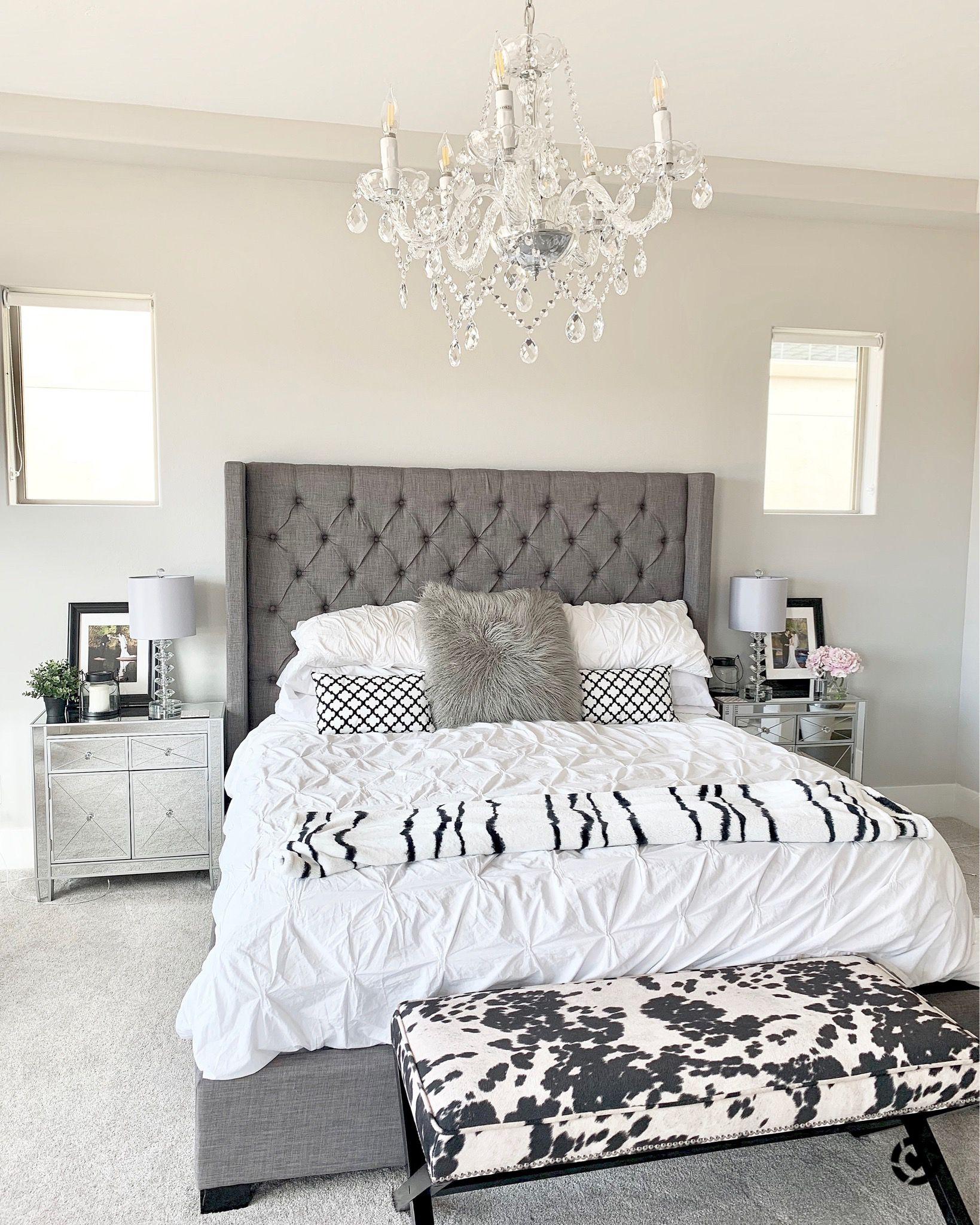 Glam Girls's Modern Farmhouse Glam Master Bedroom Glam