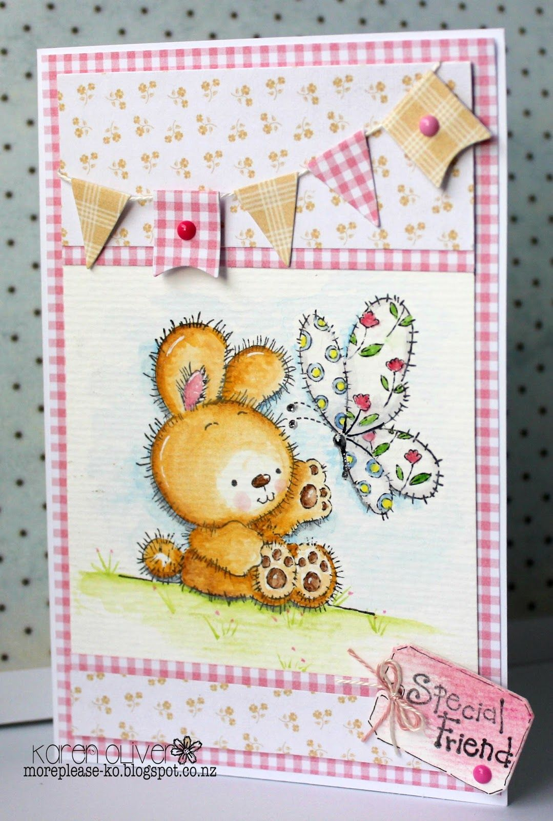 Lotv patchwork butterfly with country meadow paper pad and small card ideas lotv patchwork butterfly with country meadow paper pad and small greetings sentiments by karen oliver kristyandbryce Choice Image