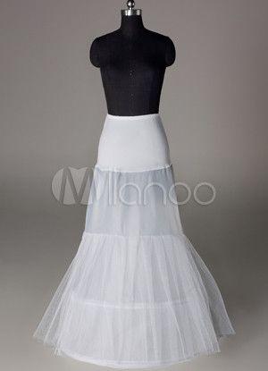 Lycra Mermaid Wedding Petticoat