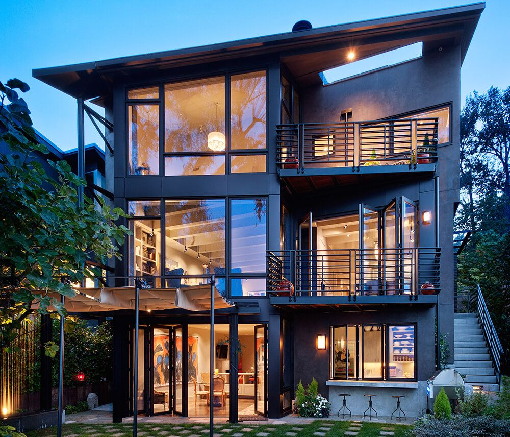 Spectacular Lakeside Residence By Castanes Architects