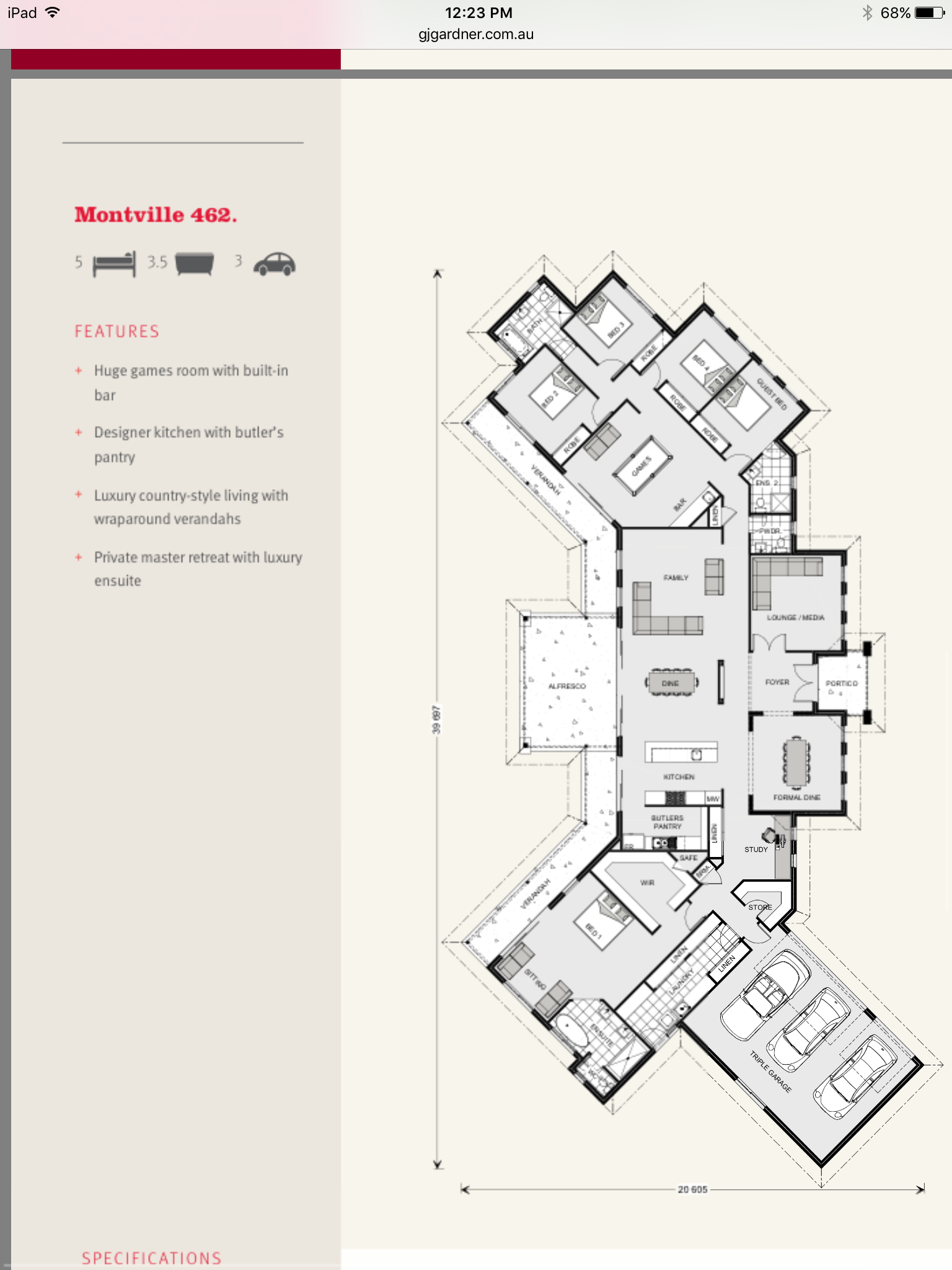 Dream House Plans Home Design Floor Plans Dream House Plans U Shaped House Plans