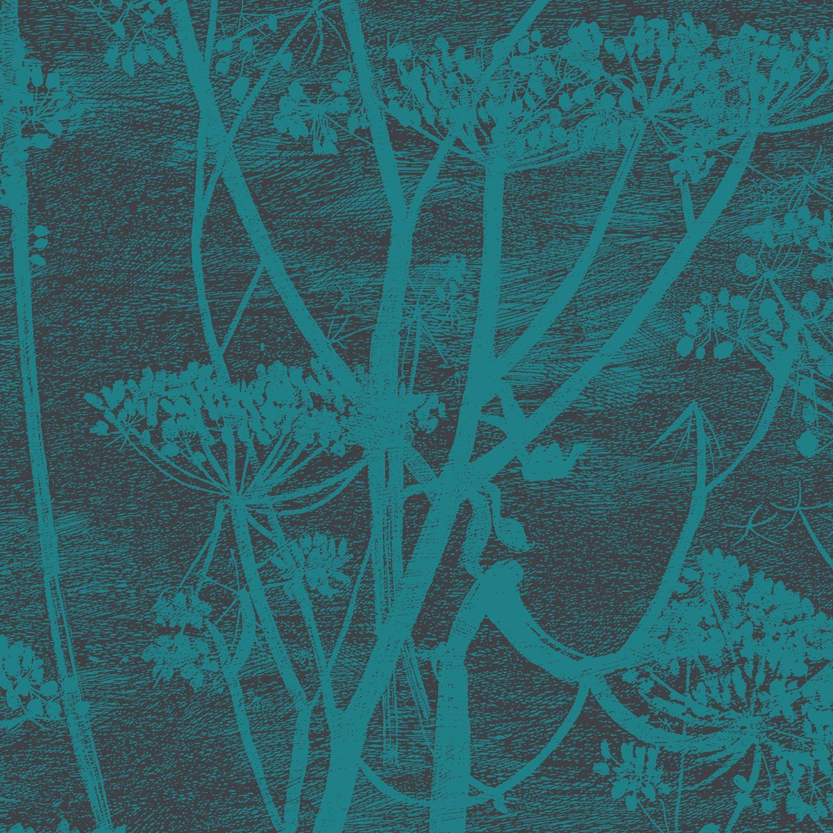 Hallway wallpaper or paint  Cow Parsley Wallpaper  Ideas for the House  Pinterest  Cow