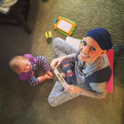 Hot: Joey Feek Is 'Out of Bedâ and Bonding with Her Daughter After Grammy Nod Writes Husband