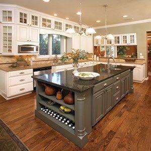 Kitchen Islands For Everyone Green Countertops Classy Kitchen Kitchen Island Design
