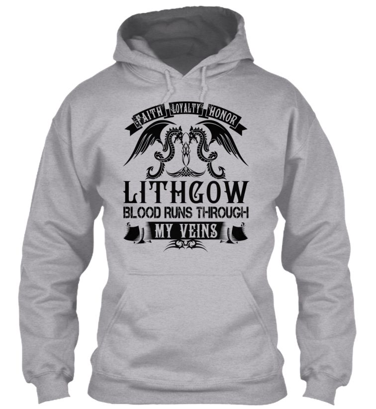 LITHGOW - My Veins Name Shirts #Lithgow