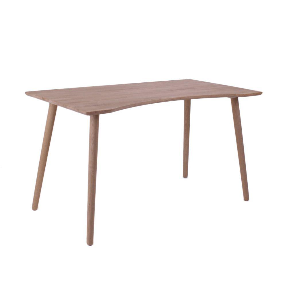 Grå skrivebord i laminat Made in Denmark By Tika