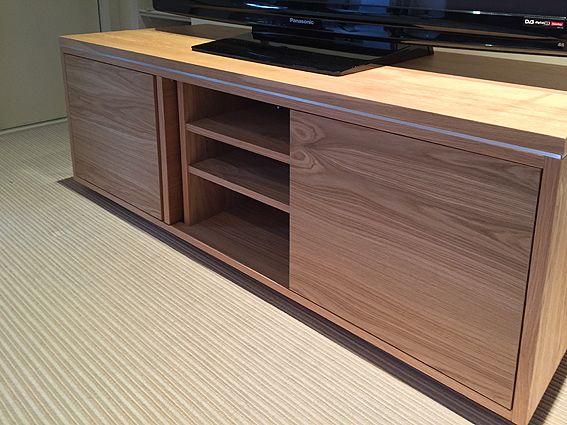 oak av cabinet with centre door retracted maggi furniture in 2019 rh pinterest ca