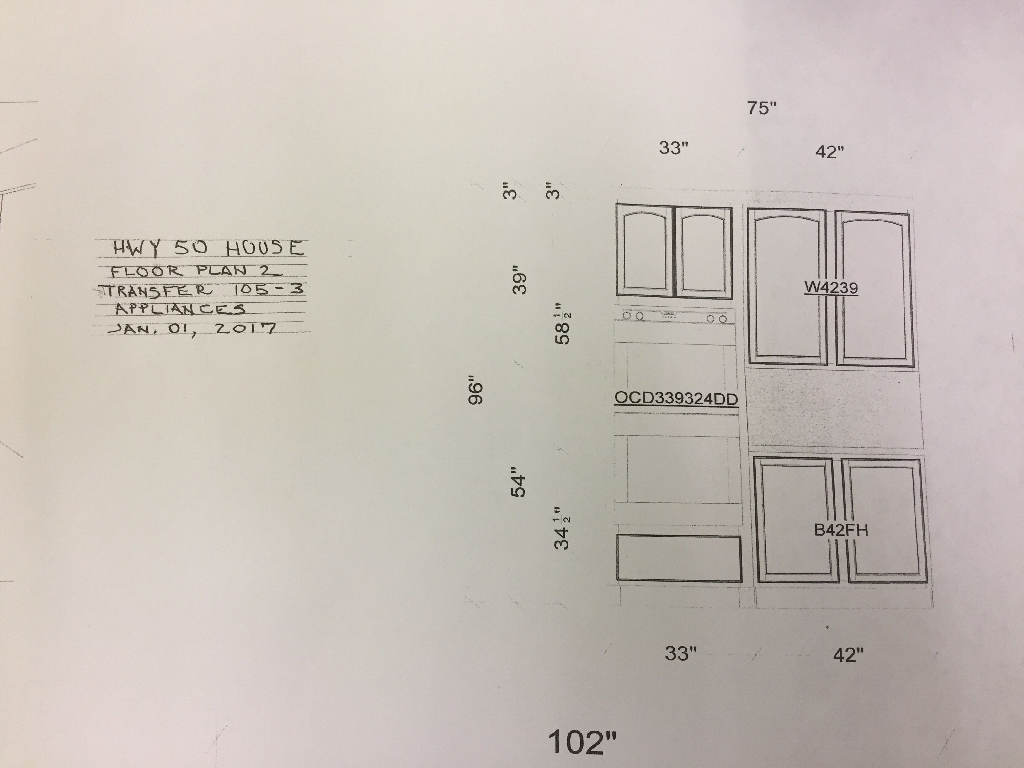 Awesome The Double Oven Cabinet Plan.