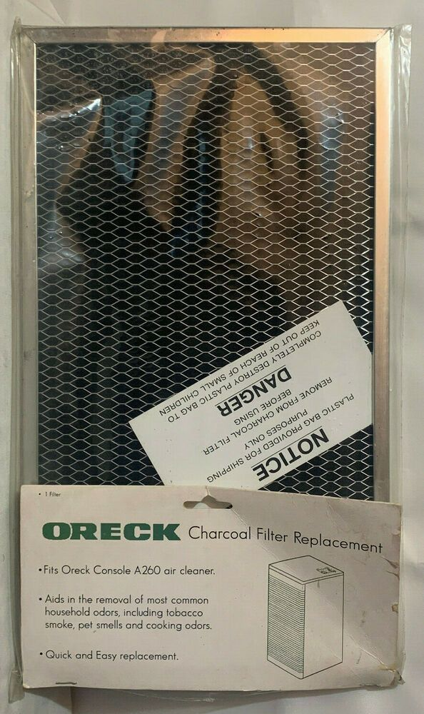 ORECK Charcoal Filter Replacement For Console A260 Air