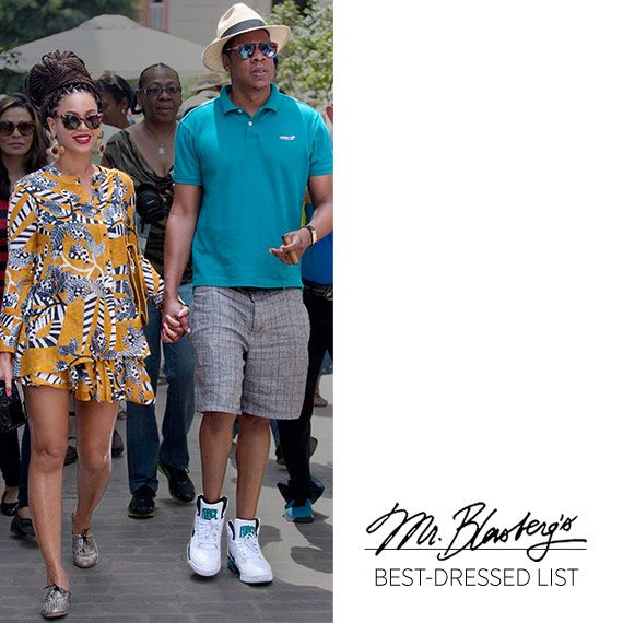 The Best Dressed: Beyonce in Thakoon Addition, Elizabeth Olsen in Chanel, Plus More!