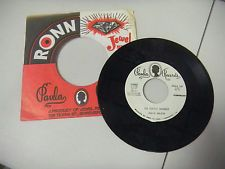 JUSTIN WILSON the long stairway to the house/curious barmaid UNPLAYED PAULA 45