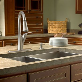 Kitchen Faucet Moen Faucet From Costco Kitchen Sink Kitchen Makeover Kitchen Renovations Kitchen Kitchen Faucet Design Menards Kitchen Kitchen Design