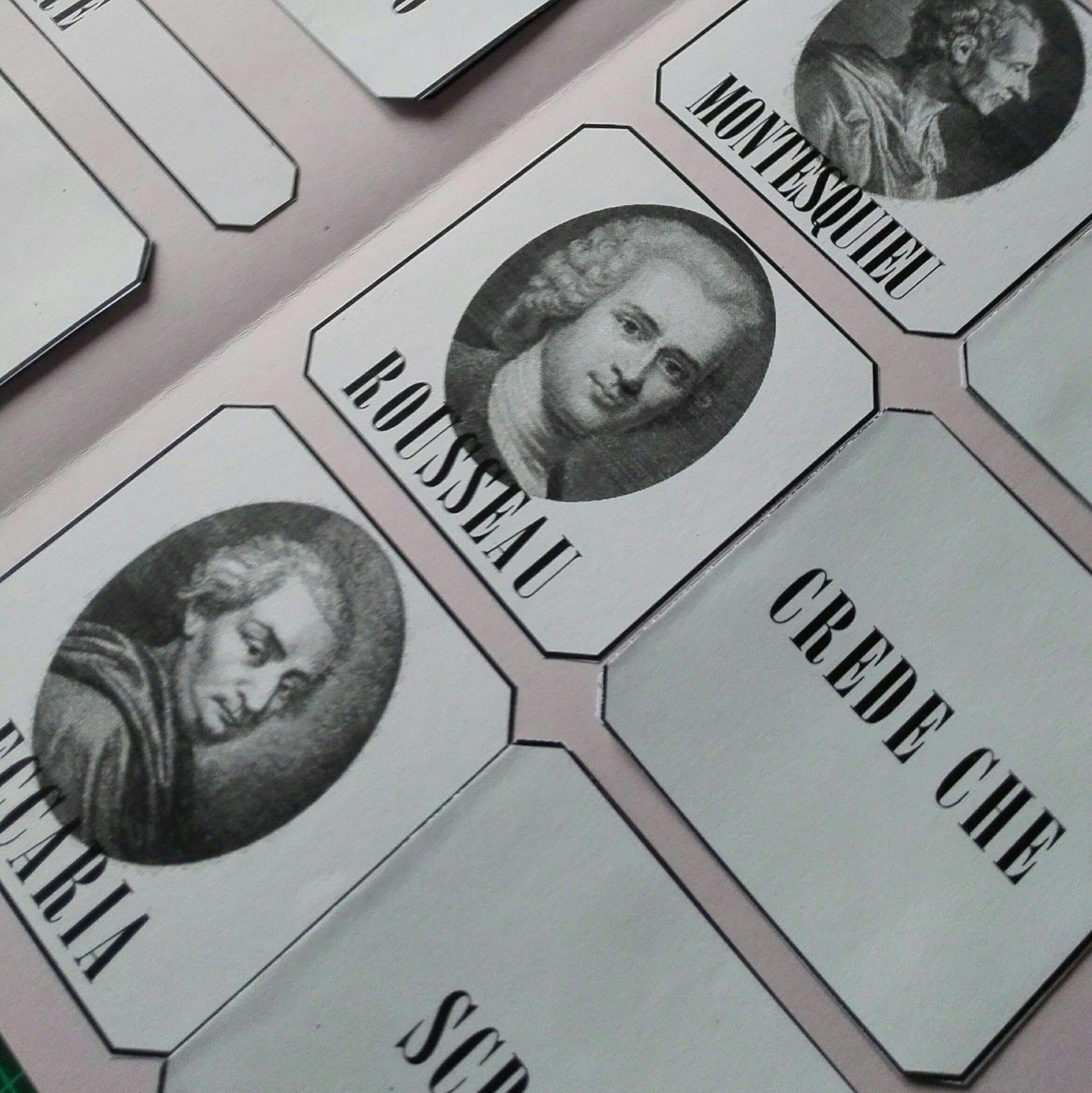 Lapbook di storia - illuminismo | Lapbook delle meraviglie ...