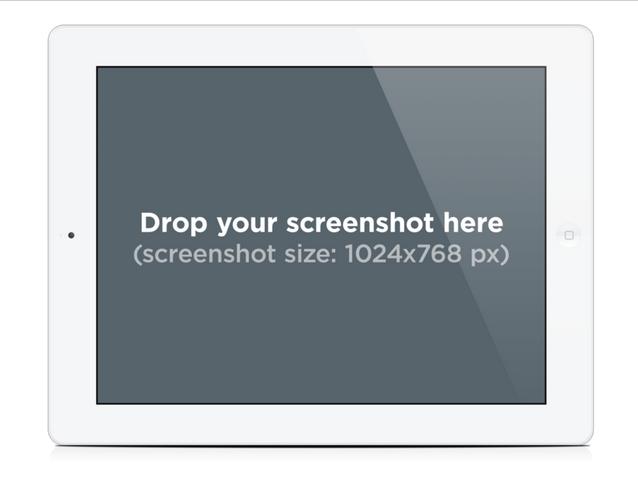 Placeit White Ipad Landscape Get Your App Promotion Materials App Promotion Ipad Mockup Landscape