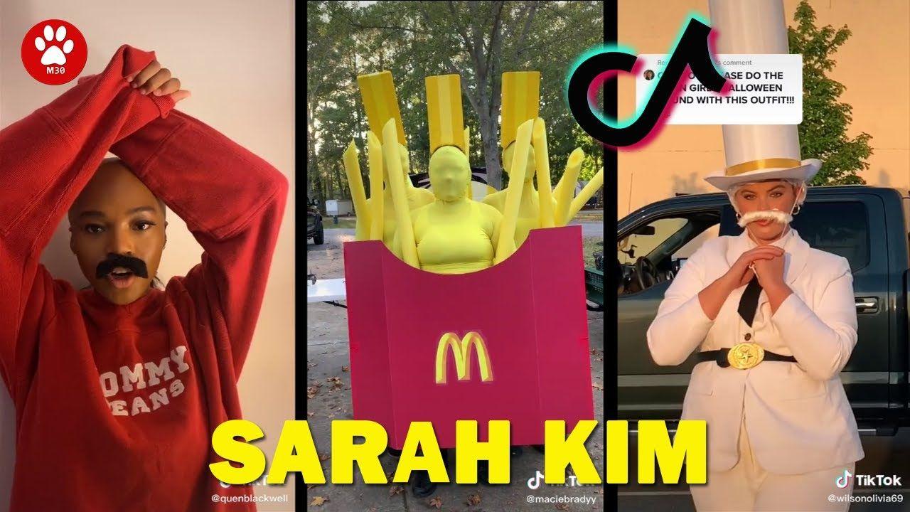 Sarah Kim Clean Tiktoks Dances Funny Tiktok Memes Clean 2020 Nevembre Kim Memes Funny