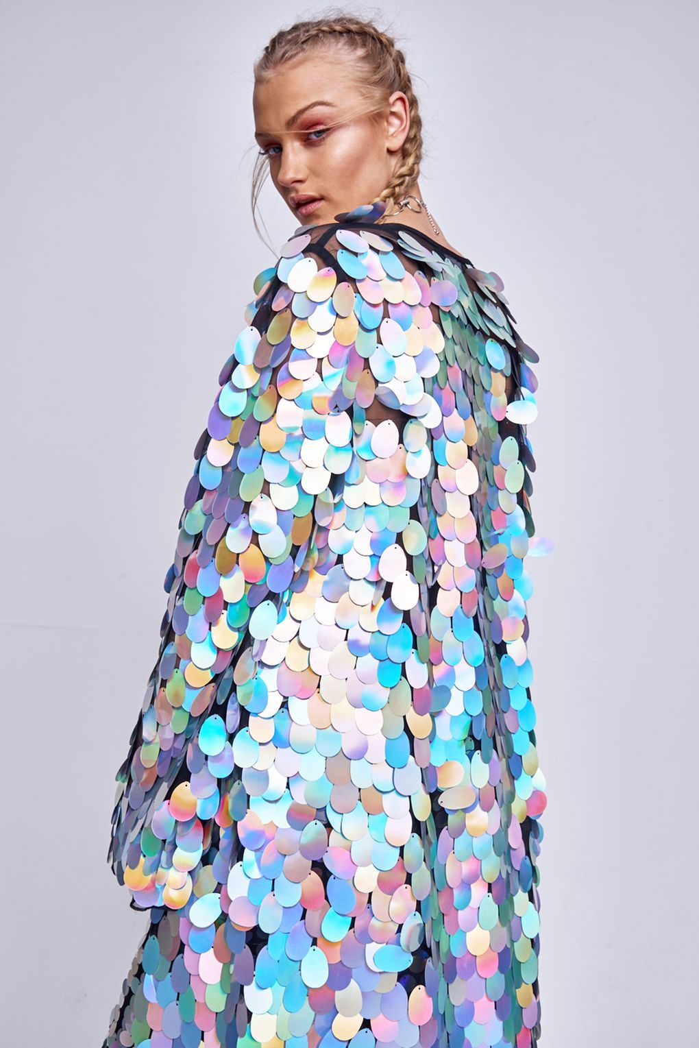 e4cccbe6a Festival Sequin Kimono by Jaded London in 2019 | Pretty things ...