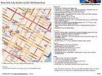 midtown manhattan nyc printable map manhattan neighborhood map map of ny towns midtown manhattan nyc printable