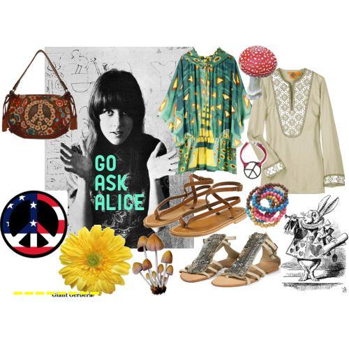 Grace Slick Style Grace Slick Sixties Fashion And Hippie Chic