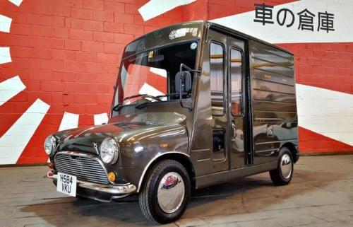 Mini Mira Van Daihatsu Daihatsu Kei Car Coffee Van