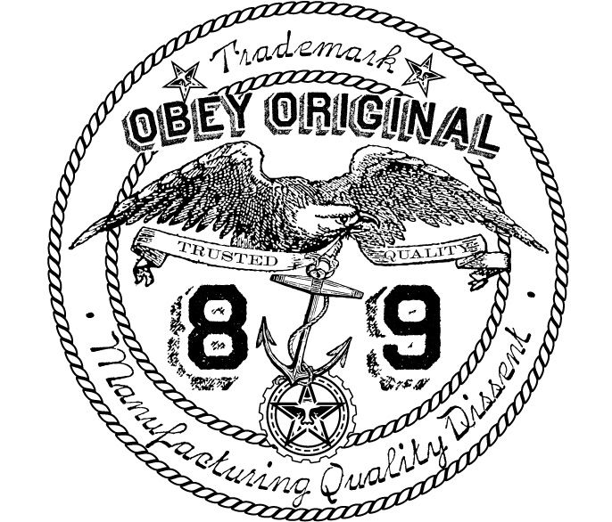 ROB HOWELL OBEY ORIGINAL-TRUSTED QUALITY for Obey Clothing