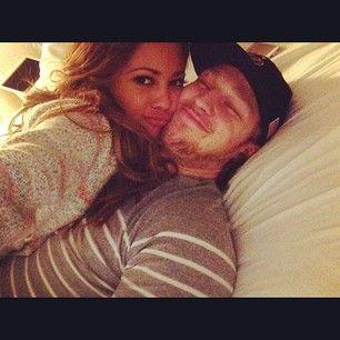 Vanessa Morgan And Nathan Mackinnon Nhl Black Wags Wife And Girlfriend Vanessa Morgan Nhl Players