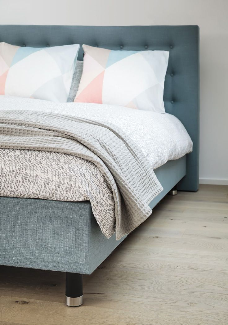 Our Unique Bed Collection Ultima By Beka Boxspring Box Pocket