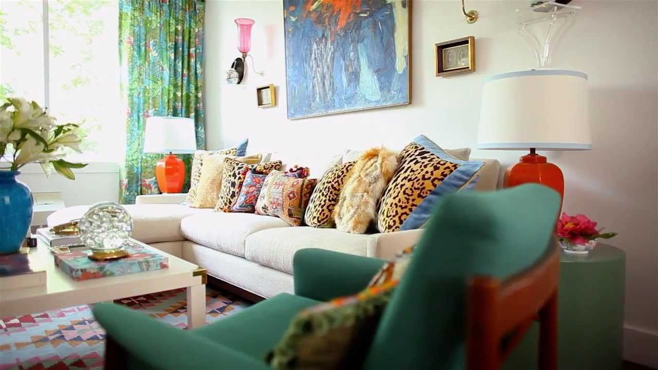 Apartment Decorating Ideas with Eddie Ross Fall living