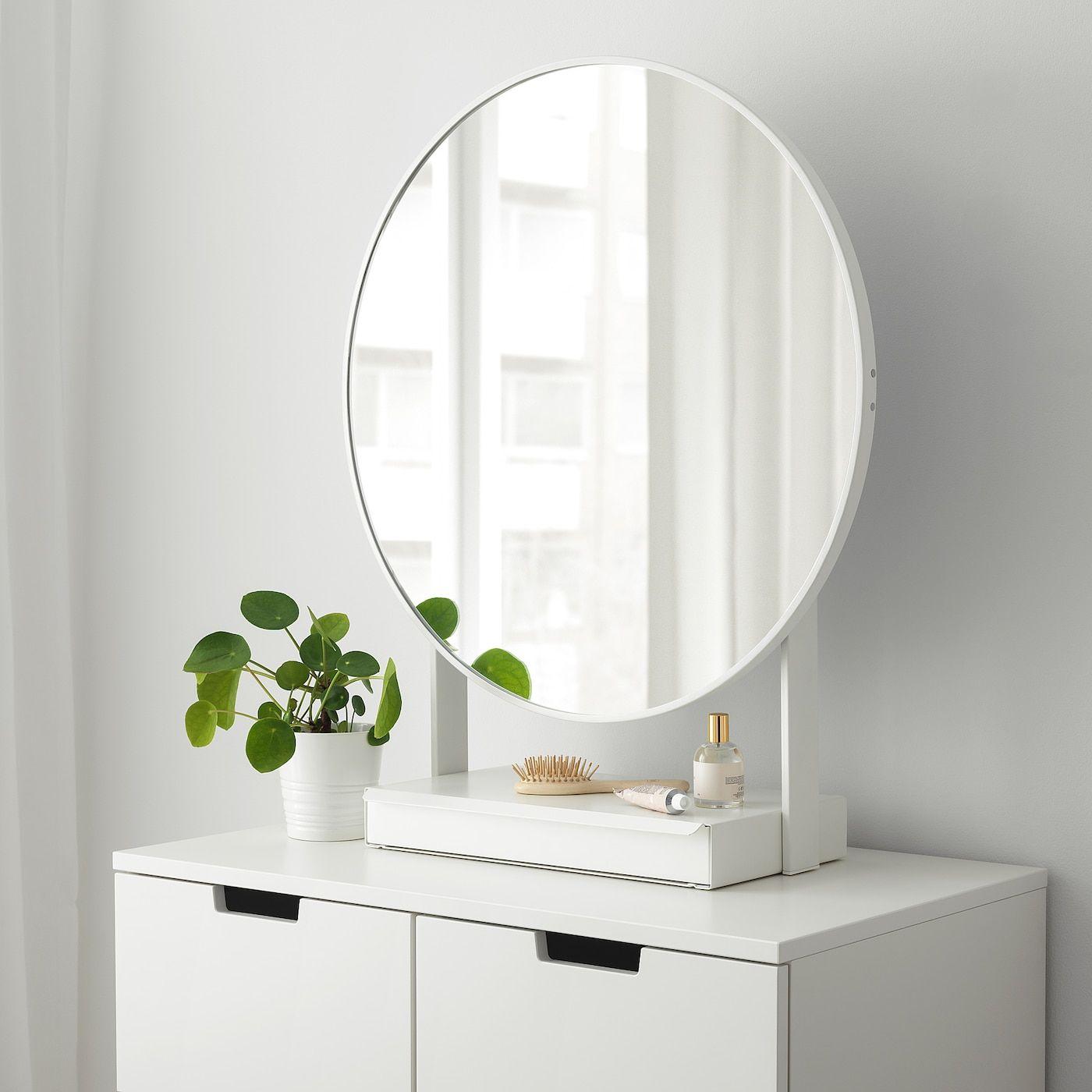 Vennesla Tischspiegel Weiss In 2019 Tischspiegel Badezimmer