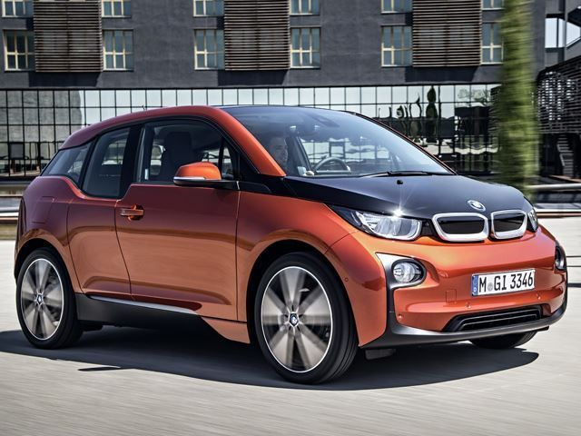 100 000 People Register For Bmw I3 Test Drives Mean Looking Little