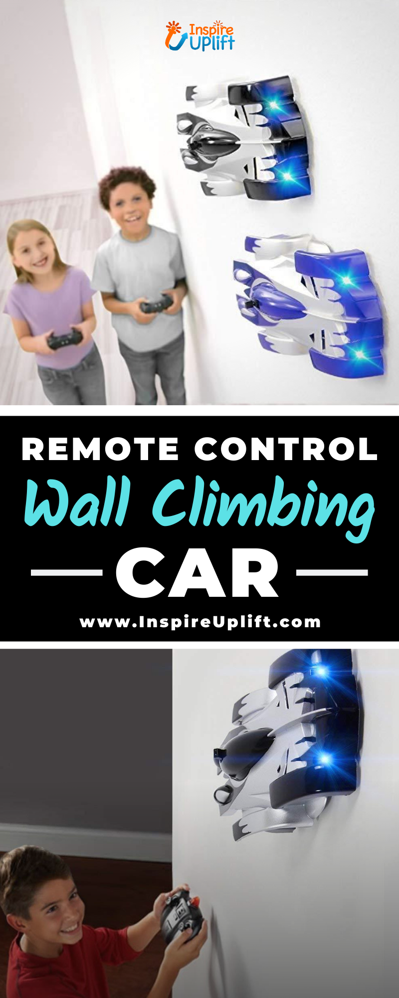 Remote Control Wall Climbing Car in 2020 (With images