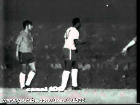 Brasil 2 x Chile 1 - (26-Marzo-1970)