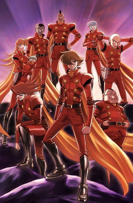 Cyborg 009   Cyborg anime, Anime comics, Awesome anime
