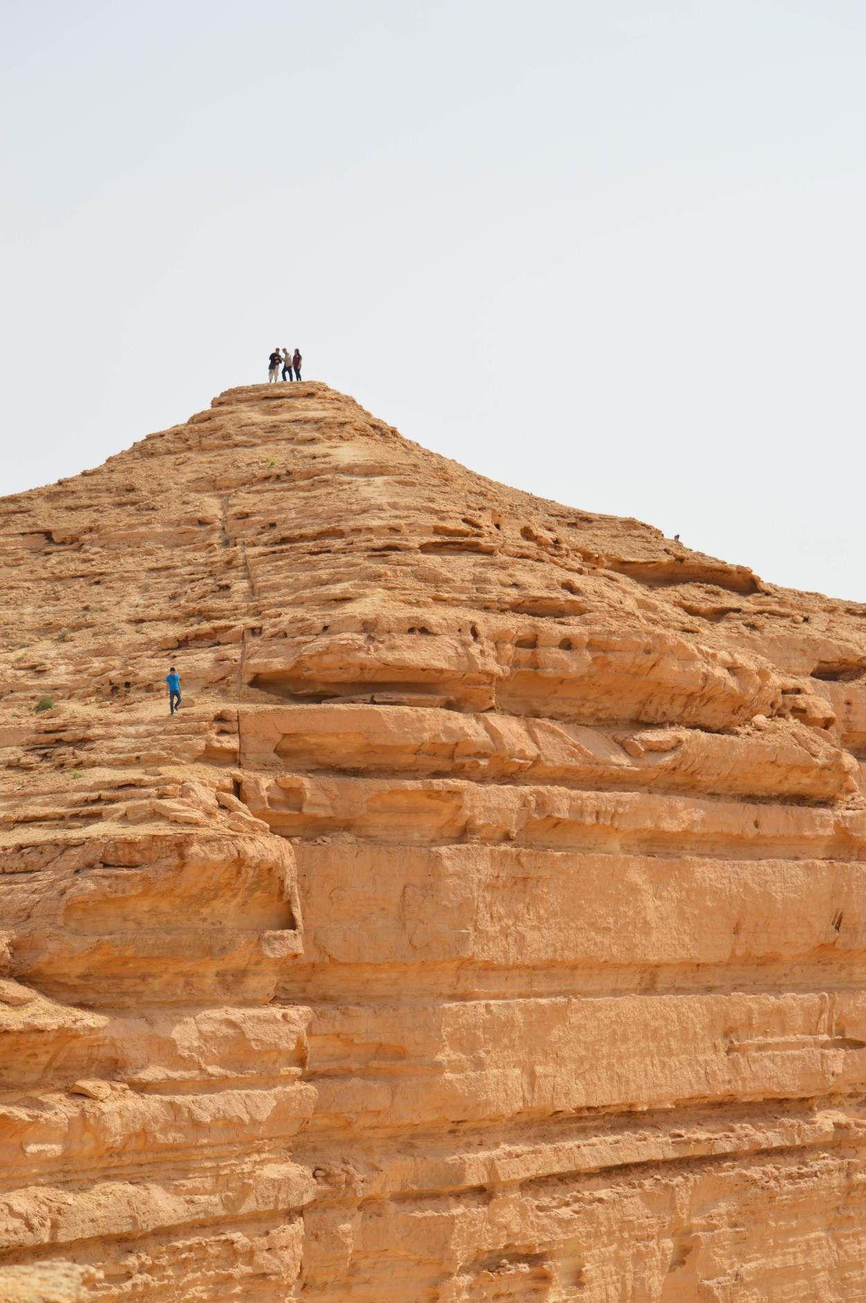 Edge Of The World Saudi Arabia Seed Conjure World Saudi Arabia The Conjuring