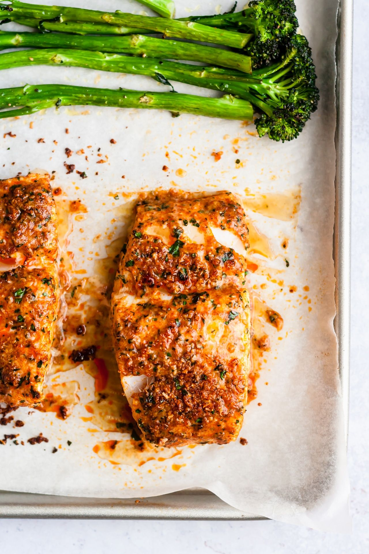 Parmesan Baked Cod An Easy Healthy Delicious Seafood Dinner Recipe Delicious Seafood Dinners Seafood Dinner Cod Fish Recipes