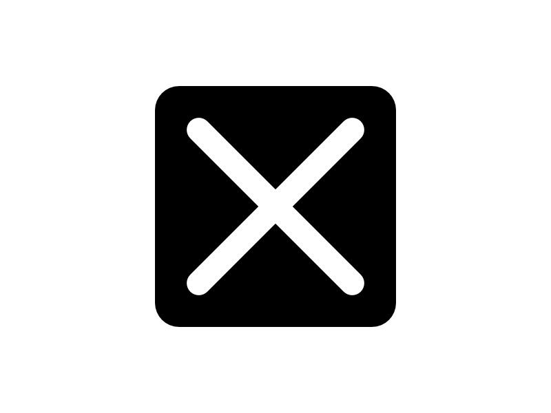 Close Interaction Icons Designed By Mandar Apte Symbol Design Icon Design Brand Identity Design
