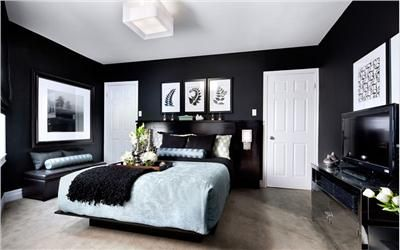 Problem: How to decorate dark rooms? Solution: Lighten up a dark