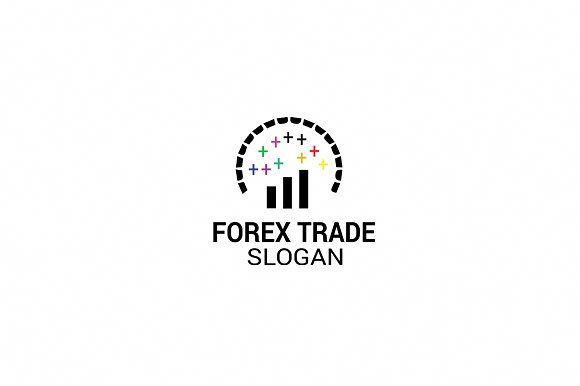 Forex Trade Logo Templates The Is Clean And Easy To Edit Your Own Company Brand Name Designed In Vector For By Erikadesign
