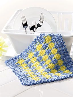 Dippity Doos & Precision Dishcloths By Darla Sims - Free Crochet Pattern - See http://www.crochet-world.com/newsletters/images/2015/40201315-17/LearnStitchDishcloths.pdf For PDF Pattern - (crochet-world)