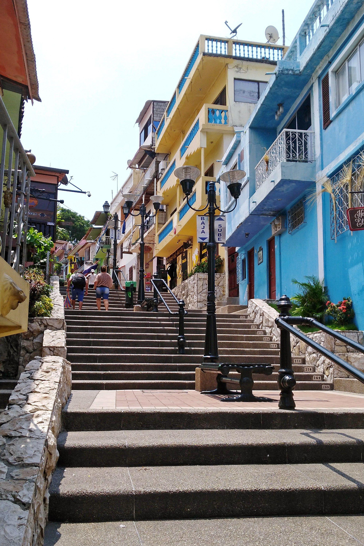 Guayaquil: Las Peñas, Puerto Santa Ana, Malecón 2000, free walking tour