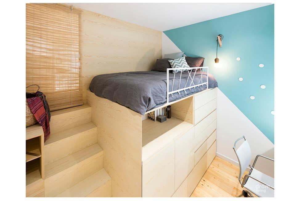 Fotos de Decoración y Diseño de Interiores | Dormitorio de estilo ...