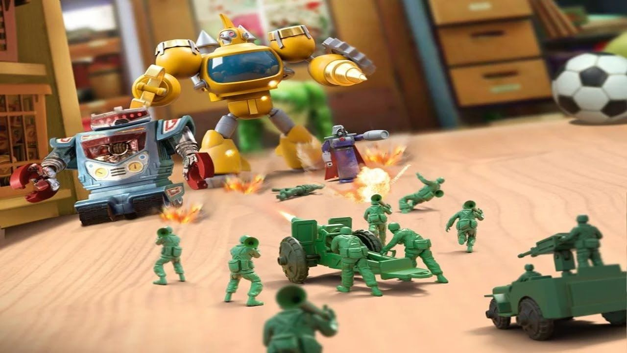 Get Unlimited Gold and Plastic with this Army Men Strike Hack game