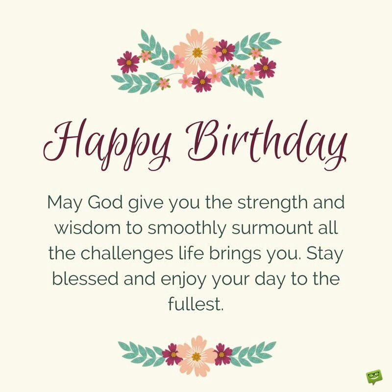 Pin by Ginger Blossom on Birthday wishes Happy birthday