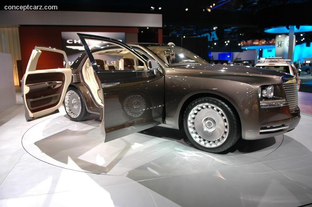 2006 Chrysler Imperial Concept Image Dream Cars Pinterest
