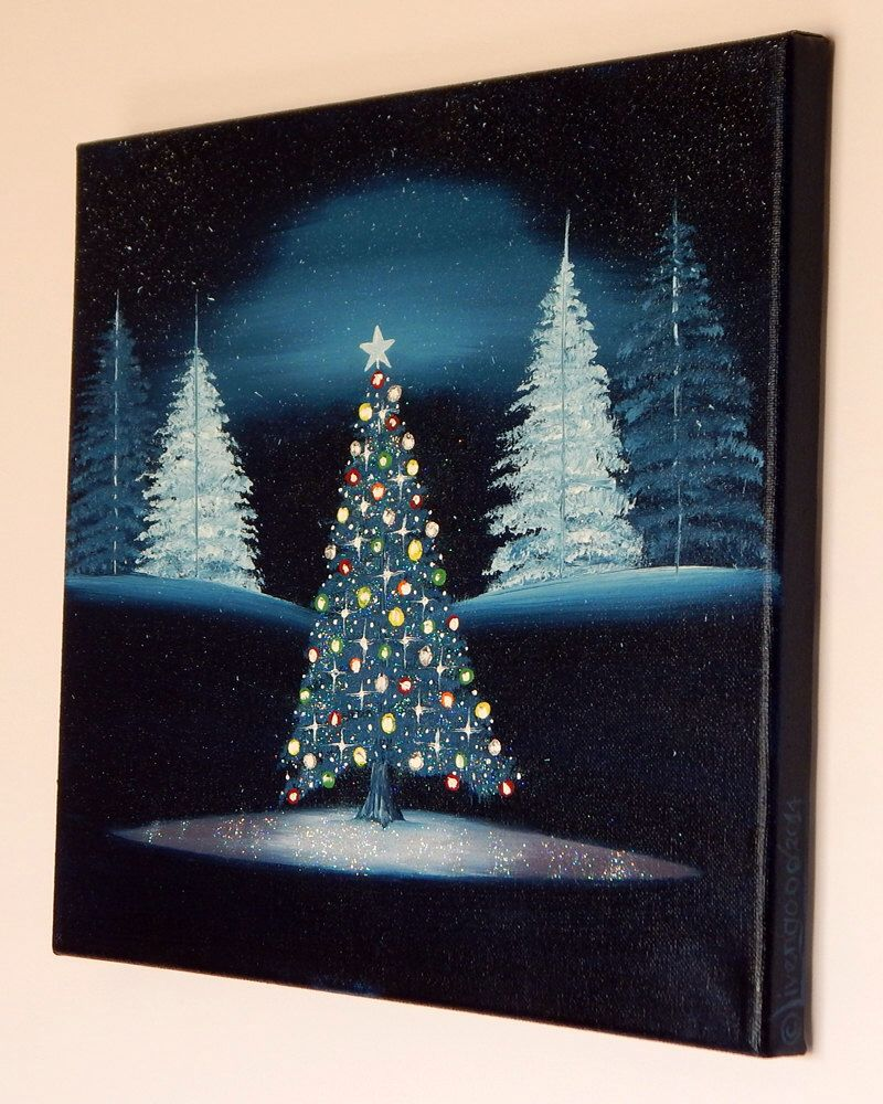 Canvas Painting Lights