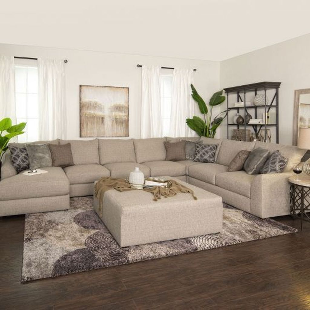 31 Popular Sectional Sofa Ideas For Best Furniture Homyhomee In 2020 Cheap Living Room Sets White Furniture Living Room Couches Living Room #whole #living #room #sets