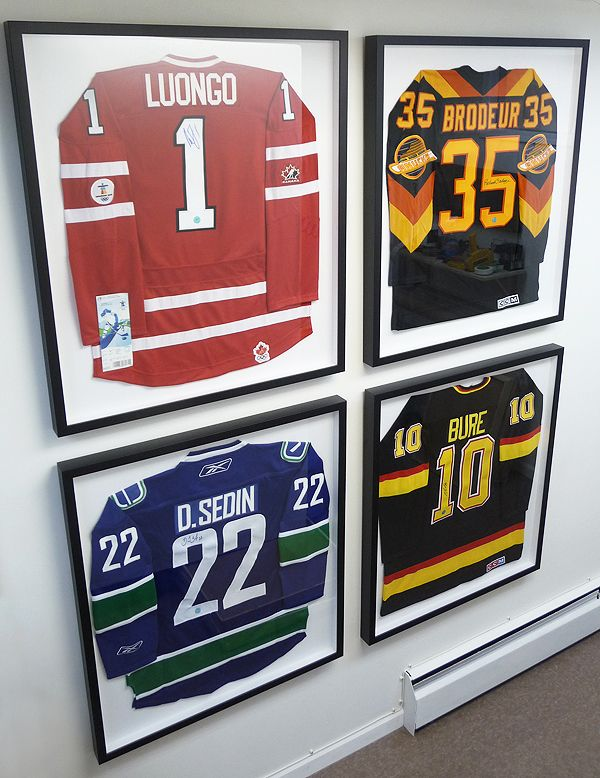 1000 images about framing items on pinterest shadow box hockey and teen boy rooms