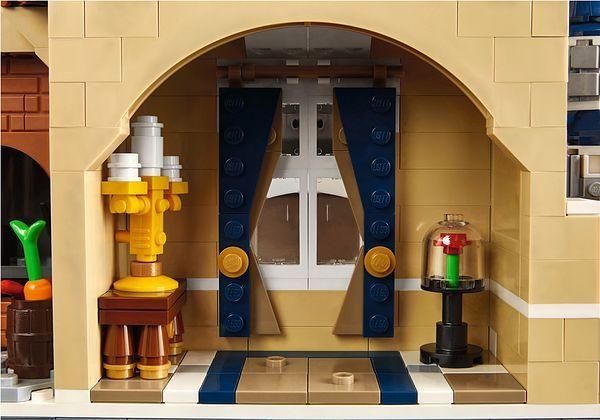 把迪士尼乐园搬回家 Lego 乐高正式发布71040迪士尼城堡 资讯 什么值得